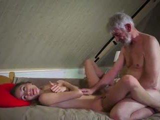 पुराना और युवा बकवास: पुराना बकवास युवा पॉर्न वीडियो 90