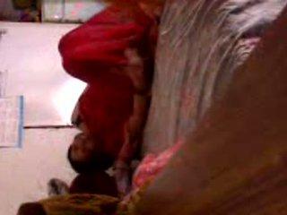 Paquistaní ama de casa en infiel privado vídeo