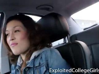 Mariah - izmantotas koledža meitenes