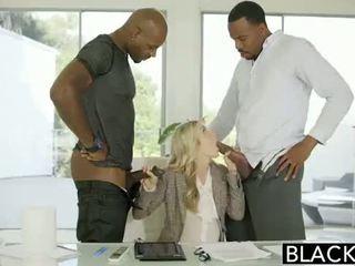 Blacked cornudo interracial porno en blacked.hugescock.com