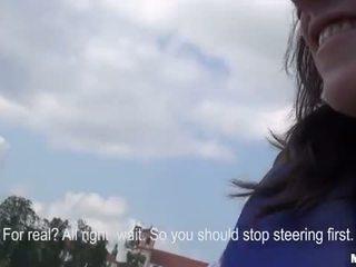 Amatorskie nastolatka paid kasa do pieprzyć na jej sailing łódka