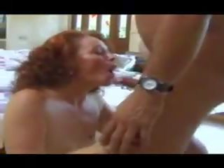 Geil oma: gratis anaal porno video- 32