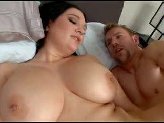 tieten, grote borsten, hardcore