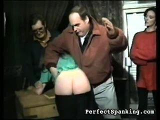 Perfect Spanking Proposes You Hardcore Sex Porn Scene