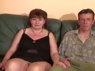 French Granny Anal and DP, Free Mobile Anal Tube Porn Video