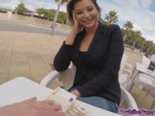 Anna fazer anal a foder para alguns fácil dinheiro