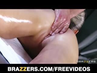 Abbey brooks glücklich ending massage