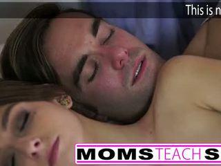 뜨거운 엄마 과 단계 아들 씨발 젊은 여자 친구
