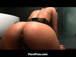 jovem, sexo anal, cowgirl reverter