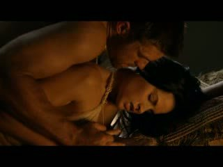 Katrina legge caldi tette in nude/sex scene