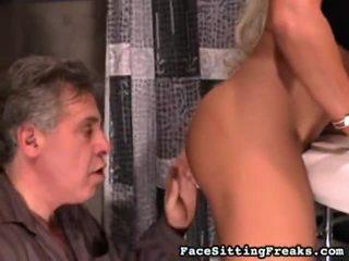 Dirty Femdom Mov Presented By Face Sitting Freaks