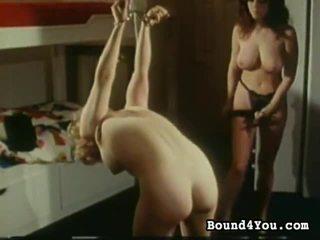 esclavitud, sexo bondage, palmeta