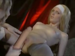 blondes, lesbians, anal