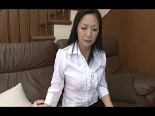 Ιαπωνικό ώριμος/η με - ο dealerr