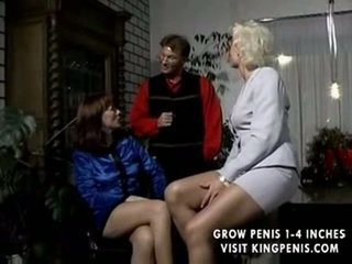 group sex, blowjob, retro