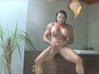 Gayle moher's impresionante cuerpo!