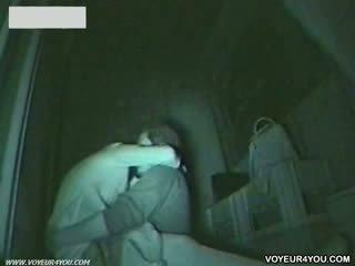 Out doors Dark Night Infrared Camera