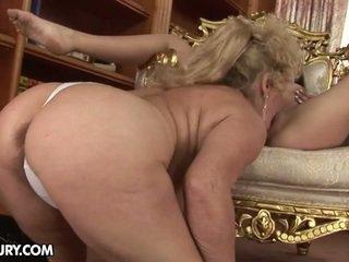 Effie is an ouder voormalig prostituee en ze met aleysa door.