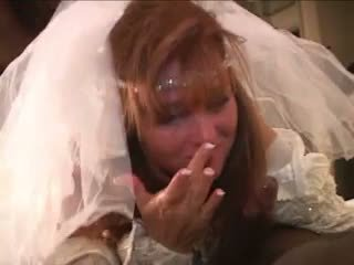 Vrouw austin huwelijk dag
