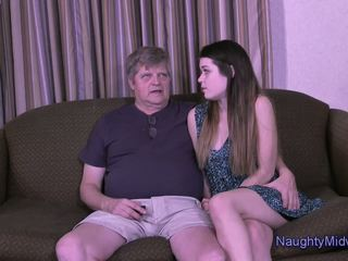 18 години, old + young, creampie