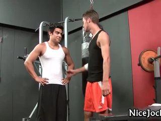 Hawt atleten harcore homo neuken