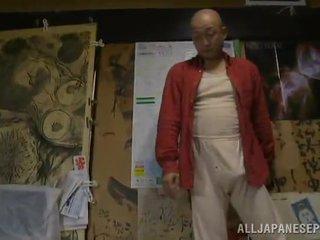 Bigtitted אמא שאני אוהב לדפוק has shaged על ידי שלה bald hubby ב a חדר שינה