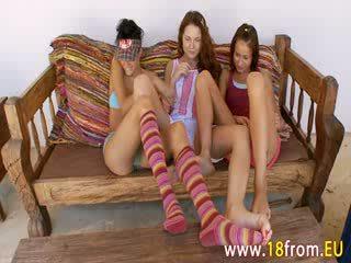 meitene, 3some, 18 gadus vecs