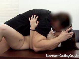 Wysoki szkoła cutie anal i wytrysk