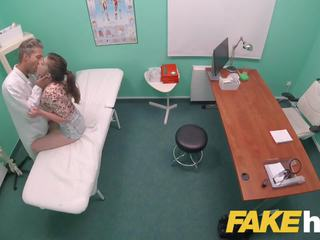 Fake Hospital Dirty Docs Big Dick Loves Patients Tight