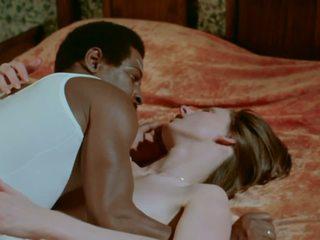 Caliente interracial escena, gratis vintage porno vídeo 9d