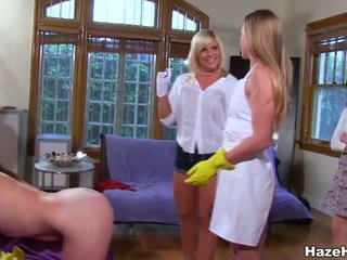Cleaning so to speak