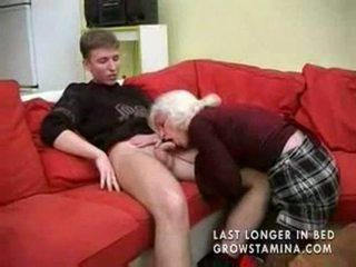 Bunicuta cu saggy tate gets inpulit part1