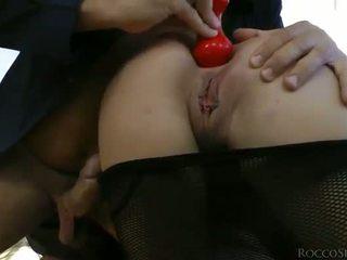 Sexy heet tramp milla yul anaal devastated