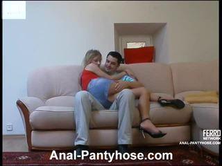 Leah 和 adam sleaze 肛門 絲襪 vid