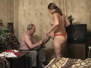 mann, gammel, russisk