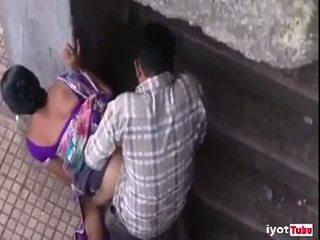 Indiano coppia beccato vietato relazione