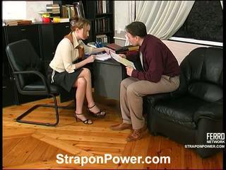 strap-on, ženska dominacija, femdom