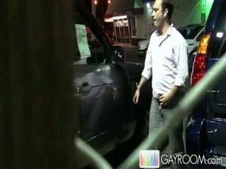 Car Lot Homosexual Violation