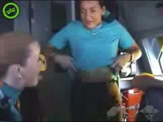 Echt hostess video video