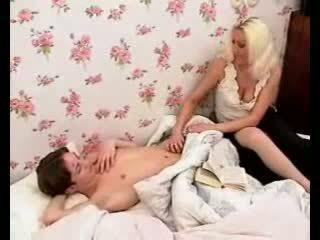 blondes, বড় tits, moms এবং ছেলেরা