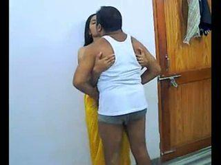 อินเดีย คู่ enjoying romantic