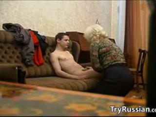 Ruse gjysh dhe të saj younger lover
