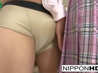 japānas, reverse cowgirl, blowjob