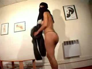 巨乳, 女の子, アラブ