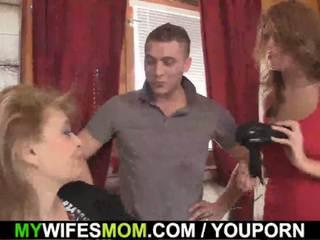 পরিপক্ক, mommy, motherinlaw