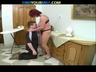 Vene emme ja poeg pere seductions 09