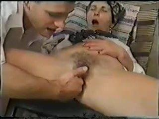 mamies, anal, doigté