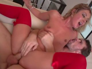 blondes, anal, lingerie