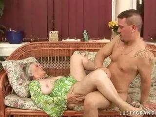 Granny seks kogumik having the awesomest armastus tegevus