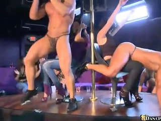 Masīvs adoration par strippers